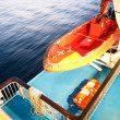 Lifeboat - Stockfoto