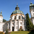 Ettal abbey - Stock Photo