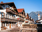 Garmisch partenkirchen — Stock Photo