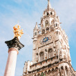 Marienplatz — Stock Photo