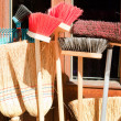 Brooms - Stock Photo