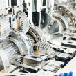 Automatic gear - Stock Photo