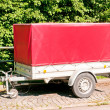 Stock Photo: Trailer