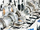 Automatic gear — Stock Photo