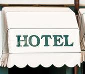 Hotel — Foto de Stock