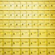 Safety deposit boxes — Stock Photo #20350887