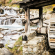 Old watermill - Stock Photo