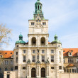Bayerisches nationalmuseum - Stock Photo