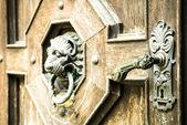 Old doorknob — Stock Photo