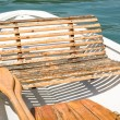Old rowboat - Foto Stock
