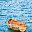Old rowboat — Stock Photo #21229339