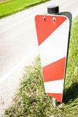 Znacznik drogi — Zdjęcie stockowe