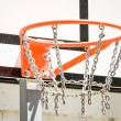 Basketball hoop — Stock Photo #21378885