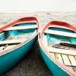 Old rowboat — Stock Photo #21379623