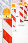 Security barrier — Stock Photo