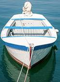 Old rowboat — Stock Photo
