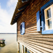 Stock Photo: Old hut