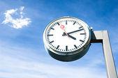 Offentliga klocka — Stockfoto