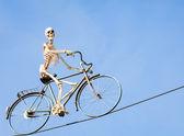 单车骨架 — 图库照片