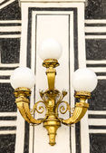 Beautiful streetlamp — Stock Photo