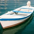 Old rowboat - Stock Photo
