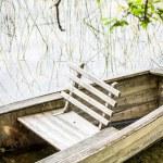 Old rowboat — Stock Photo #22228093