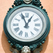 Old clock — Stock Photo #22266055