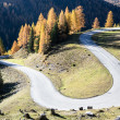 Stock Photo: Winding road