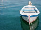 Starą łodzią — Zdjęcie stockowe