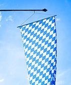 Bavarian flag — ストック写真