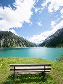 At the lake — Stock Photo
