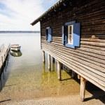 Old hut — Stock Photo #22641563