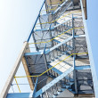 Stock Photo: Lookout tower