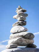 Stapel stenen — Stockfoto