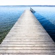 Wooden jetty — Photo #22943050