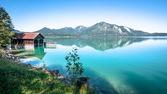 Cabaña de pesca — Foto de Stock