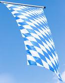 Beierse vlag — Stockfoto