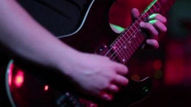 Guitar — Stock Video
