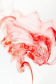 Color smoke — Stock Photo