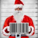 Bad Santa Claus — Stock Photo #14765437