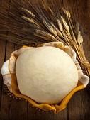Bread dough — Stock Photo