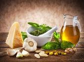 Sicilian pesto — Stock Photo