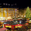 Stock Photo: Christmas market in Bolzano