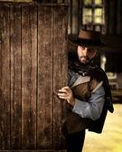 Western — 图库照片