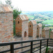 Town Walls of Gradara — Stock Photo #18767851