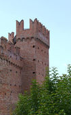 Town Walls of Gradara — Stock Photo