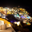 Stock Photo: Oia village in Santorini island - Greece