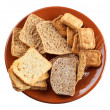 Stock Photo: Whole grain carbohydrates