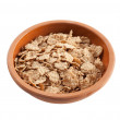 Stock Photo: Wholemeal cornflakes