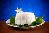 Ricotta — Stock Photo